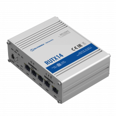 TELTONIKA RUTX14 4G Router with two integrated Modems...