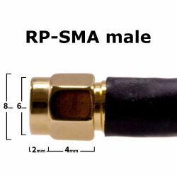 RP-SMA female connector