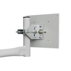 Back side of the Panel Antenna with N socket