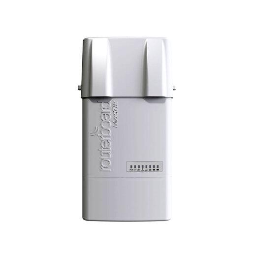 MikroTik BaseBox 2 2.4 gigahertz WiFi Access Point weatherproof