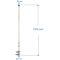 Construction drawing of Interline HORIZON 12 antenna