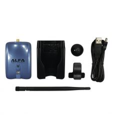ALFA Networks AWUS036NHV - scope of delivery with WLAN antenna and USB cable