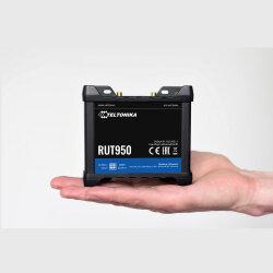 TELTONIKA RUT950 4G Router | CAT4, Dual SIM, WiFi, OpenVPN, DynDNS