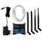 Scope of delivery, WiFi Antennas, 4G Antennas, Power Supply