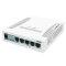 MikroTik 260 GS / RB260GS Gigabit Switch with 5 x RJ45 Port, 1 x SFP Port