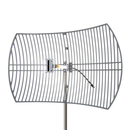 ALFA Network AGA-2424T 2.4GHz WiFi Grid directional antenna with 24dBi gain