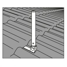 Assembly drawing of the antenna holder - Part 2