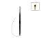 FritzBox / Speedport modification set with clip - 7dBi WiFi antenna