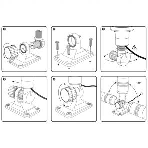 Assembly instructions of the TravelConnector 2DK