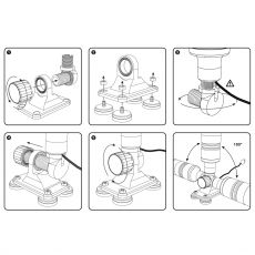 Installation instructions for the 2DMK