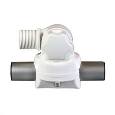 TravelConnector 2DRH - 2D railing holder made of plastic...