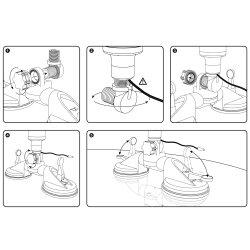 Illustrated installation instructions