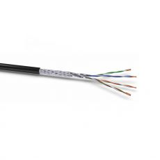 100m VOKA CAT.7a installation cable, outdoor / weatherproof, 1000MHz, SFTP, XLAN