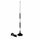 12dBi rod antenna for 4G and 3G with CRC-9 connector