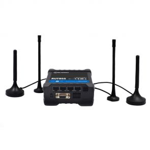 TELTONIKA RUT955NG 4G Industrial Router with Dual SIM, WiFi AccessPoint, OpenVPN, RMS and DynDNS