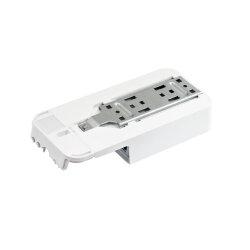 MikroTik wAP | 2.4GHz WiFi Access Point, 300Mbps, Outdoor, White, L4