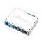 MikroTik hAP RB951UI-2ND 2,4 gigahertz wifi router compact