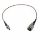 Coaxial Pigtail - RG-178, 25cm, FME male to CRC9 male