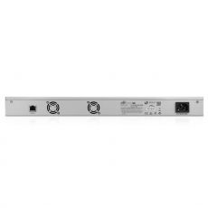 Back of the US-16-150W with fans and EU plug