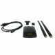 Scope of delivery with AWUS036ACH, WiFi Antennas and USB Cable