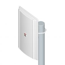 Interline SECTOR MIMO HV - 2.4GHz WiFi Sector Antenna, 2x2 MIMO, Dual-Pol, 13dBi
