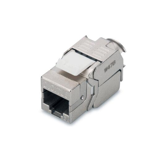 DIGITUS DN-93615 - Keytone RJ45 socket / CAT6a, shielded