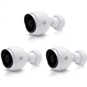 Ubiquiti UniFi video camera G3 Bullet in a 3-pack