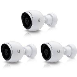 Ubiquiti UniFi video camera G3 Bullet in a 3-pack