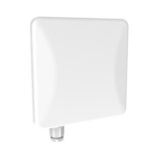LigoWave LigoDLB 5-20 ac 5 gigahertz wifi access point with 20 dbi antenna outdoor