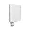 LigoWave LigoDLB 5-15 ac 5 gigahertz wifi access point with integrated 15dBi directional antenna weatherproof