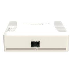 MikroTik 260GSP Gigabit Switch with 5 x RJ-45 Port, 1 x...
