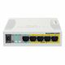 MikroTik 260GSP Gigabit Switch with 5 x RJ-45 Port, 1 x SFP Port, PoE Out