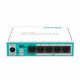 MikroTik RB750r2  Router with 5 rj-45 ports