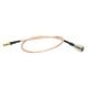 Coaxial Pigtail, RG-178, 25cm, FME male to SSMB