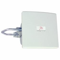 Interline PANEL 8 - 2.4GHz WiFi Outdoor Antenna