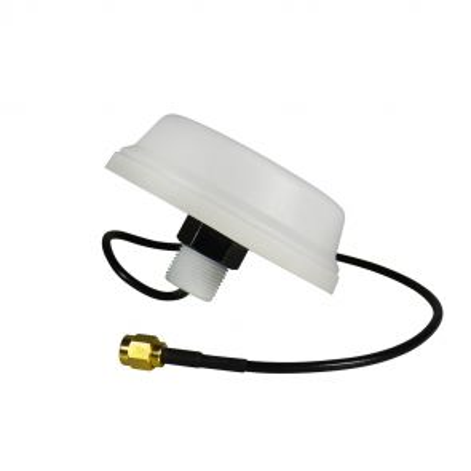 Dualband WiFi ceiling antenna