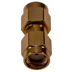 View of the RP-SMA connector