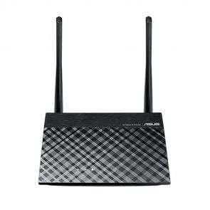 ASUS RT-N12E 3in1 WiFi Ruoter, Accesspoint, Repeater