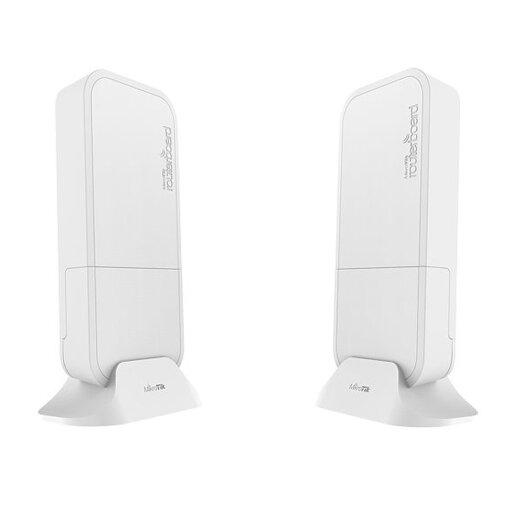 MikroTik RBwAPG-60ad Kit  60 gigahertz WiFi Bridge 1 gigabit per second 200meters