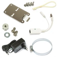 Scope of delivery and mounting accessoires for Mikrotik NetMetal 5SHP