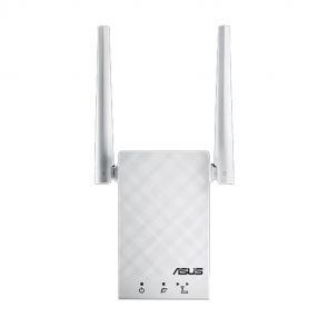 ASUS RP-AC55 WiFi Range Extender (Repeater) with up to 1200Mbps data rate