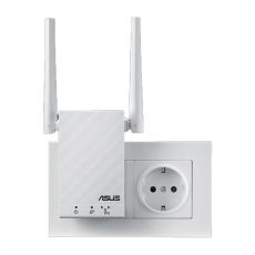 Example of use: ASUS RP-AC55 on a power socket