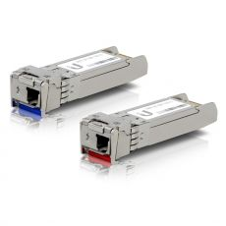 Ubiquiti UF-SM-10G-S-20 SFP+ / Dual LC Transceiver - 20pcs