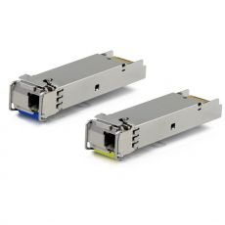 Ubiquiti UF-SM-1G-S LC / SFP Transceiver Pair