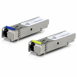 20-Pack Ubiquiti UF-SM-10G-S SFP / LC Transceiver