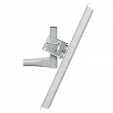 Example application with an inclined antenna
