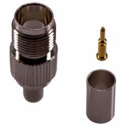 RP-TNC female socket for H-155, RF-5, RF-240 cable