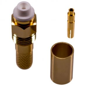 FME socket for H-155, RF-5, RF-240 cables
