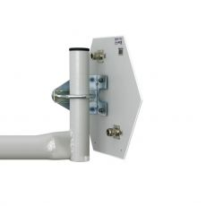 Side view of the Cyberbajt directional antenna