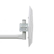 Side view of the Caberbajt 2x2 MIMO directional antenna